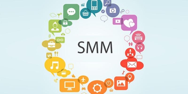 Продвижение в социальных сетях/SMM